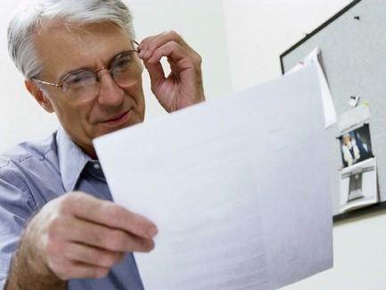 по достижении пенсионного
