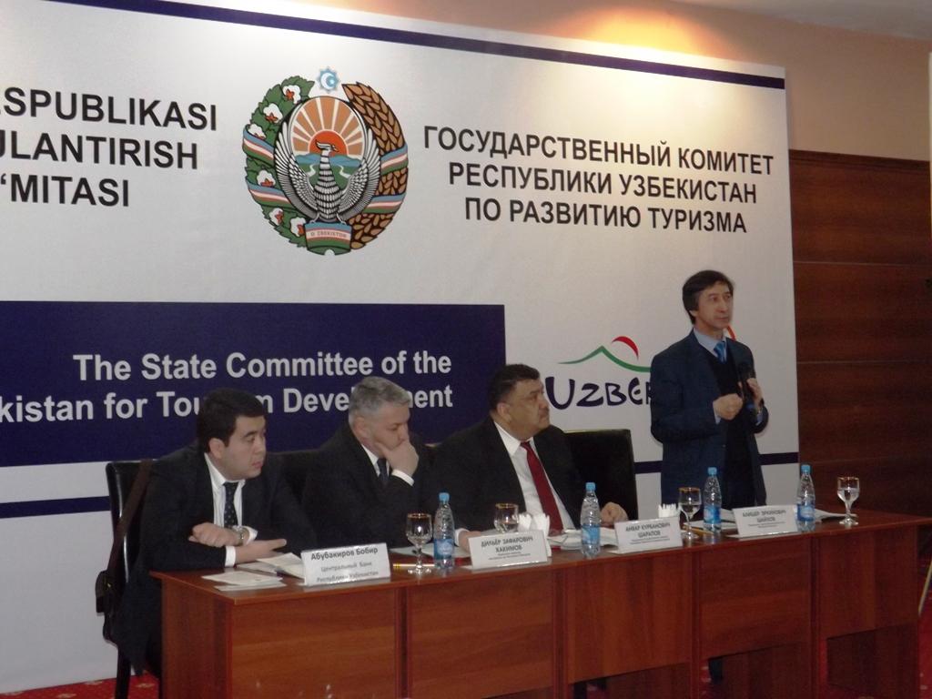 Отельеры столицы поделились проблемами с руководством Госкомтуризма