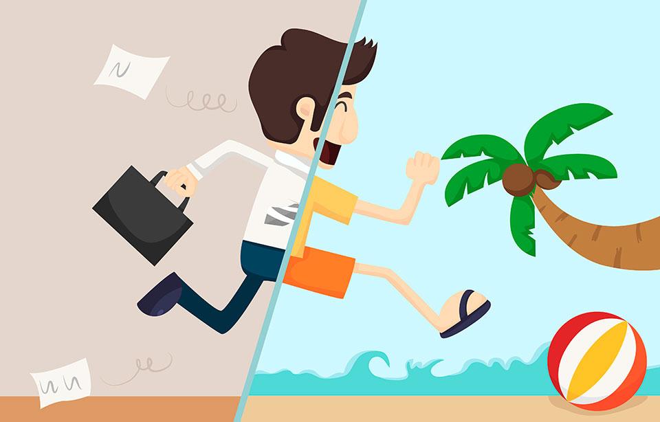 Как считаются отпускные в 2020 году калькулятор за 6 отработанных месяцев