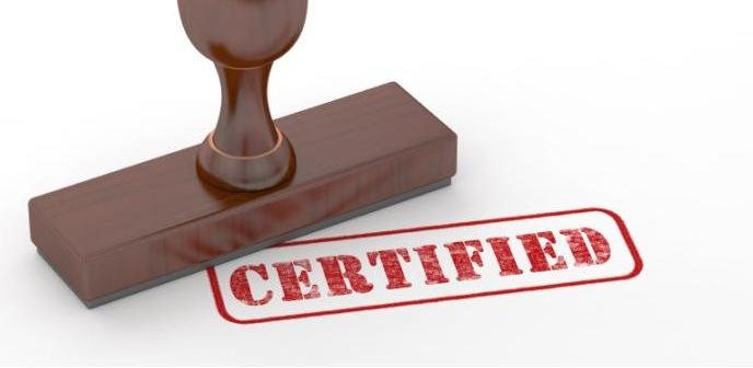 Закон о сертификации продукции и услуг 2019
